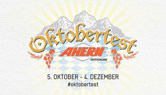 Ahern Deutschland Startet Sein Oktobertest- Fest